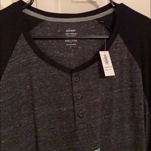 BRAND NEW - Men's Long-Sleeves Old Navy Shirt